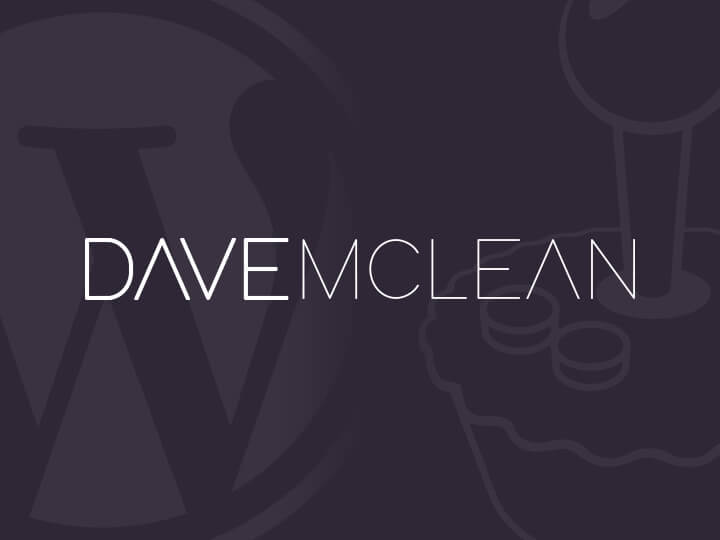 About davemclean.net | Dave McLean