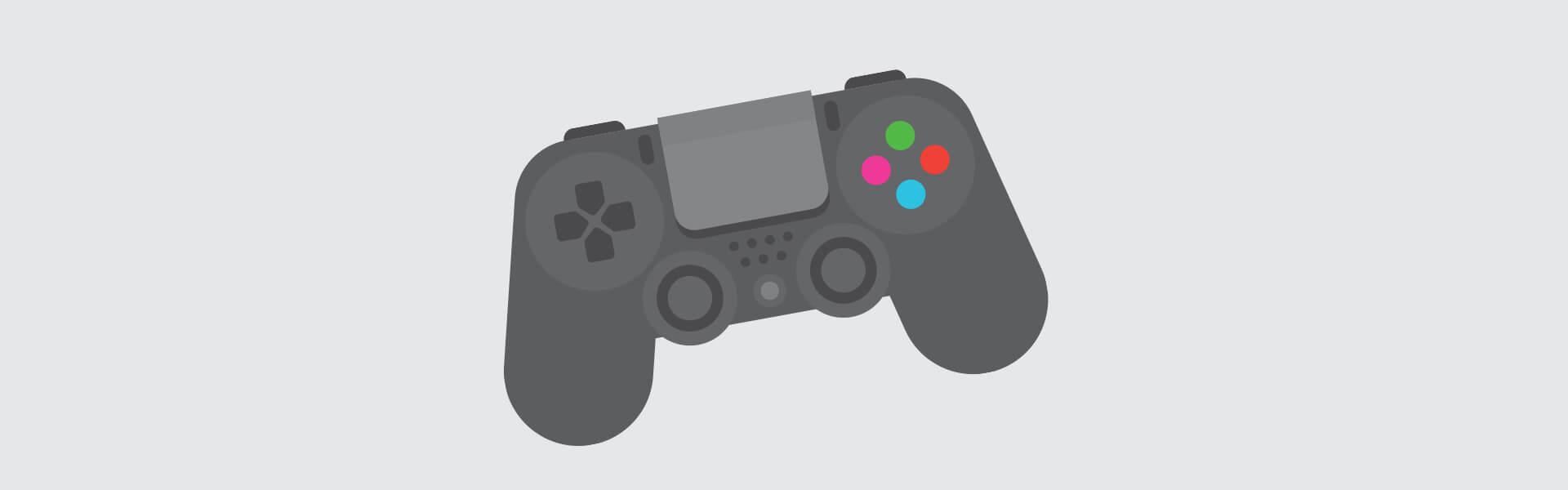PlayStation Dualshock 4 Controller | Dave McLean